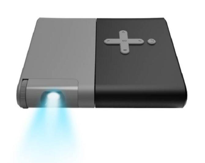 Lenovo giới thiệu máy chiếu bỏ túi Pocket Projector