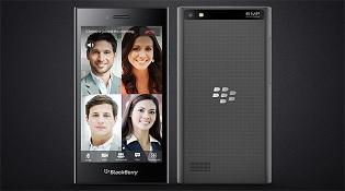 BlackBerry Leap ra mắt: màn HD 5 inch, RAM 2GB, bán tháng Tư, 275 USD