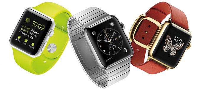 Toàn bộ hình ảnh, thông số, vật liệu 22 mẫu Apple Watch