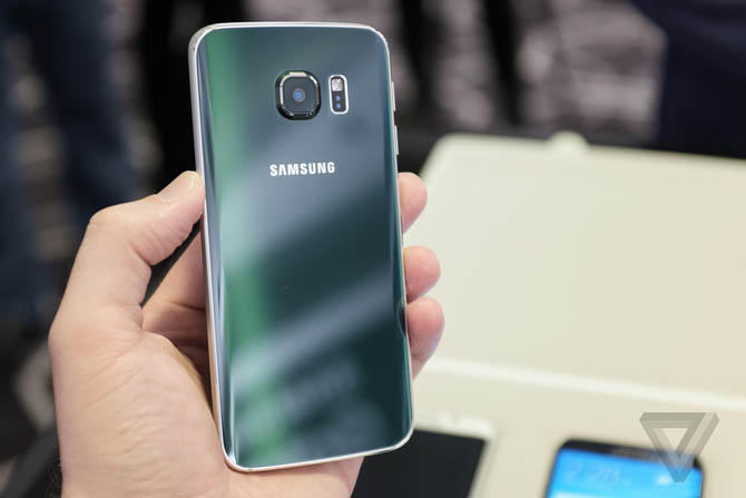 Sếp Samsung hy vọng doanh số Galaxy S6 sẽ phá kỷ lục