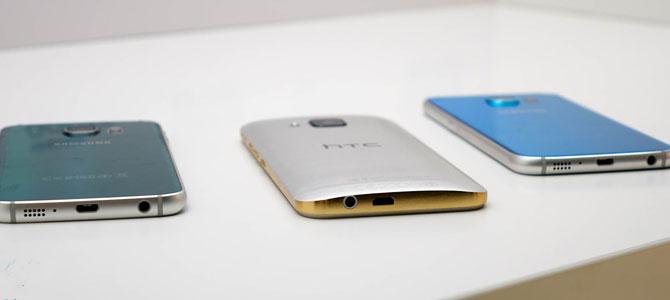 10 smartphone nổi bật nhất tại MWC 2015