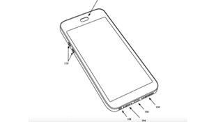 iPhone mới có thể chống nước từ bên trong