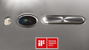 ASUS Zenfone 2 đoạt giải thiết kế IF Design Award
