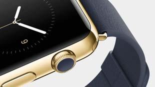 Apple Watch Edition dùng chất liệu vàng siêu bền