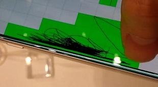 Galaxy S6 gặp vấn đề với màn hình cảm ứng