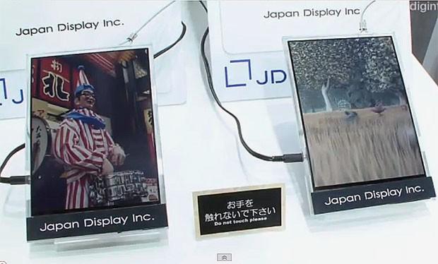 Japan Display xây dựng nhà máy sản xuất màn hình riêng cho Apple?