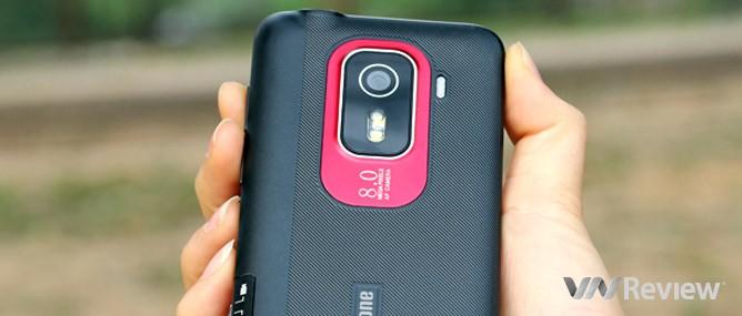 Đánh giá Hkphone H8-3G