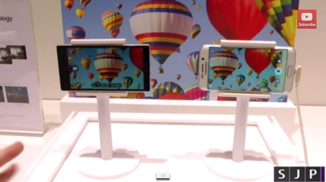 Video đọ tính năng ổn định hình ảnh quang học giữa Nokia Lumia 930 và Galaxy S6