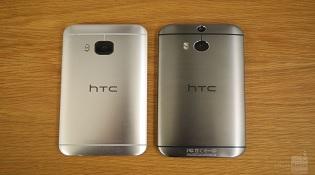8 điểm khác biệt giữa HTC One M9 và HTC One M8