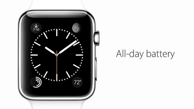 """Sony dùng thời lượng pin của SmartWatch 3 để """"đá đểu"""" Apple Watch"""