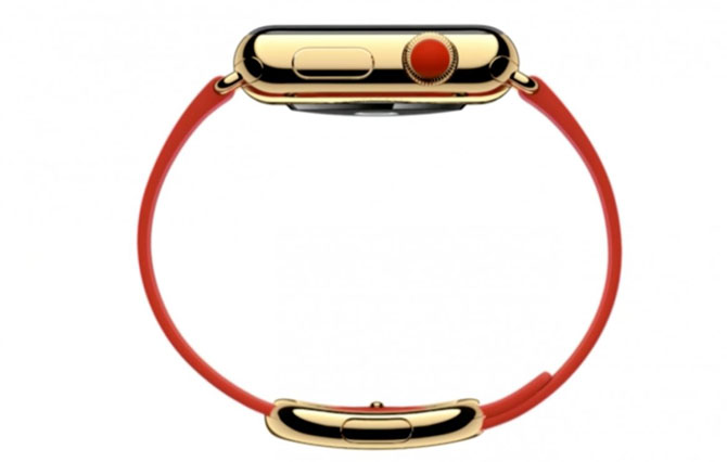 Tại sao chúng ta phải chi 17.000 USD cho một chiếc Apple Watch?