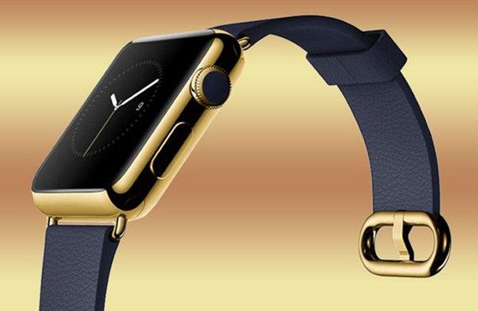 Apple lãi bao nhiêu tiền trên mỗi chiếc Apple Watch Edition?