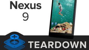 iFixit: Nexus 9 rất khó sửa
