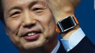 Samsung đang dẫn đầu thị trường smartwatch