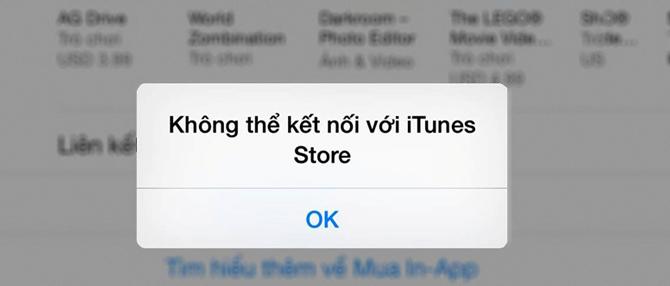 """iFan Việt bất ngờ vì Apple cũng có lúc """"mất điện"""""""