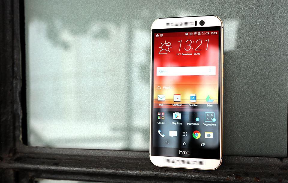 HTC One M9 chính thức lên kệ ngày 16/3, có phiên bản 64GB
