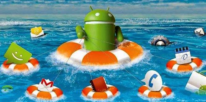 [người mới dùng] Hướng dẫn sao lưu toàn bộ dữ liệu trên Android