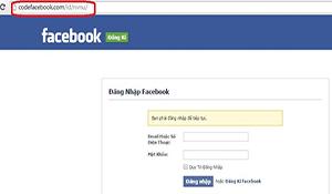 Cẩn trọng lừa đảo đánh cắp tài khoản Facebook