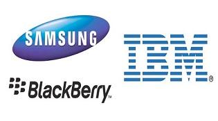 BlackBerry, Samsung và IBM hợp tác sản xuất tablet có tính năng bảo mật cao