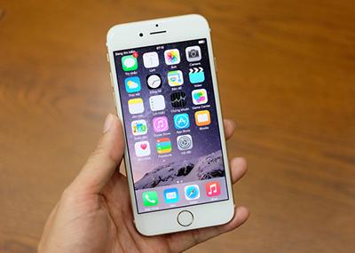 Giá iPhone 6 và 6 Plus hàng xách tay giảm cả triệu đồng