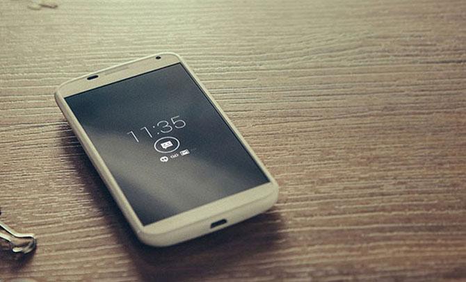 Motorola Moto X 2013 bắt đầu được cập nhật Lollipop