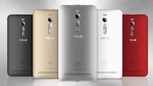 Zenfone 2 bản 64GB có giá 318 USD tại Đài Loan