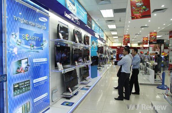 Tổng quan thị trường TV 3D