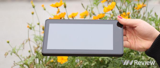 Trên tay máy tính bảng siêu rẻ BiPad 9