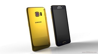 Galaxy S6, S6 Edge mạ vàng giá gần 53 triệu