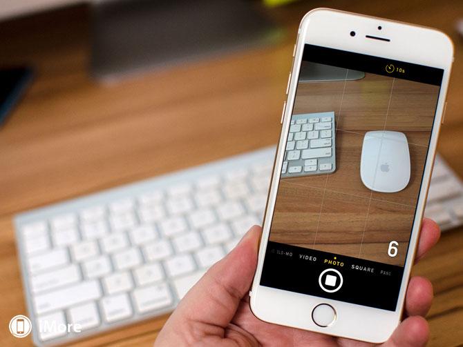 Apple nên sửa lỗi sắp xếp ảnh trong thư mục DCIM trên iPhone