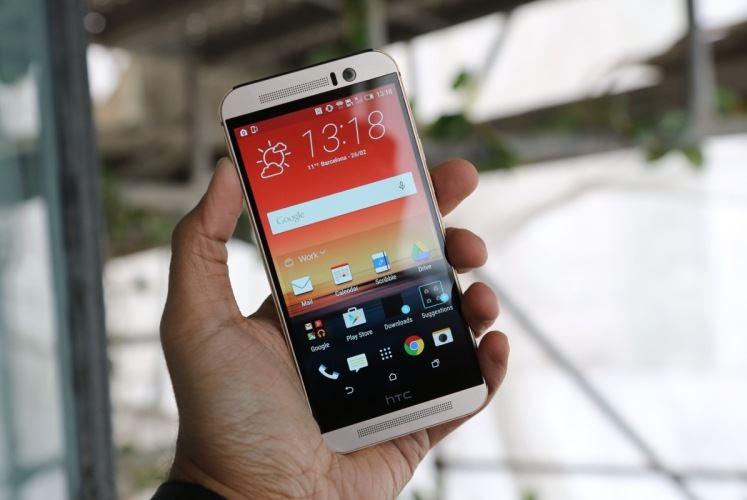 HTC One M9 bán ra giữa tháng 4, giá 17 triệu đồng