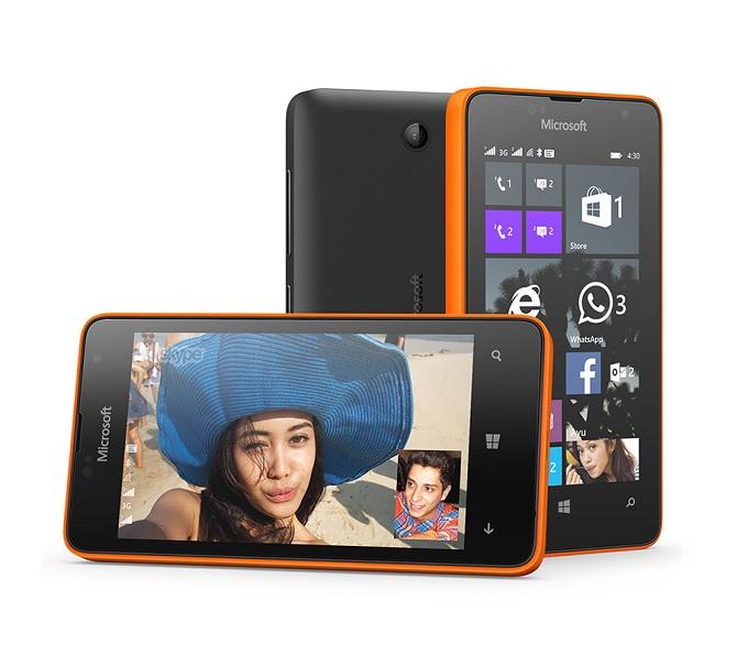 Microsoft công bố Lumia 430, chiếc Lumia rẻ nhất với giá 70 USD