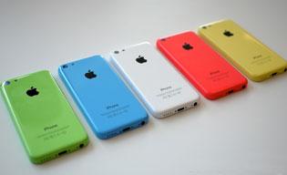 iPhone 5c chính hãng bản 32GB chỉ còn 6,99 triệu đồng