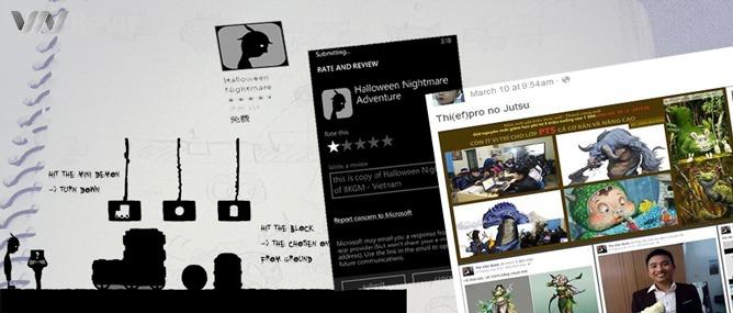 Thấy gì qua vụ game của BKGM bị phía Trung Quốc ăn cắp?