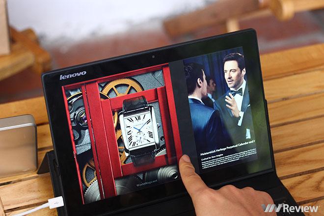 Review Lenovo Miix 3 quickly