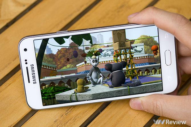 Đánh giá nhanh Samsung Galaxy E5