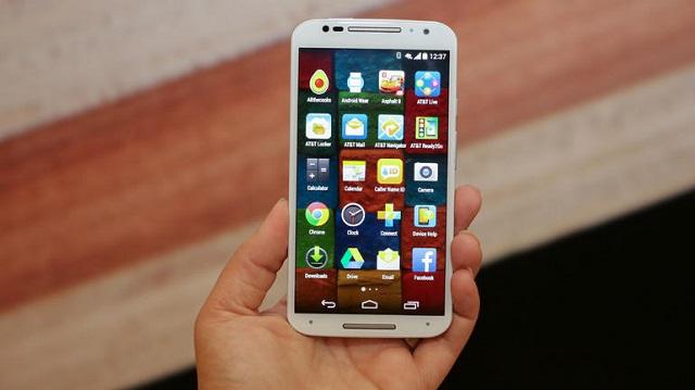 Dế Motorola nhận cập nhật Android 5.0 sớm nhất