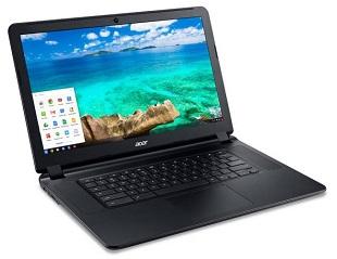 Acer giới thiệu Chromebook chạy chip Intel Broadwell