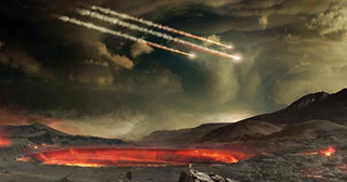 Mưa sắt từng tấn công Trái đất?