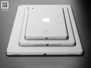 iPad cỡ lớn sắp ra mắt của Apple sẽ có 4 loa?