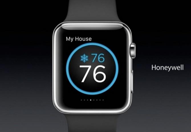 Sử dụng Apple Watch để điều khiển mọi thiết bị của Apple