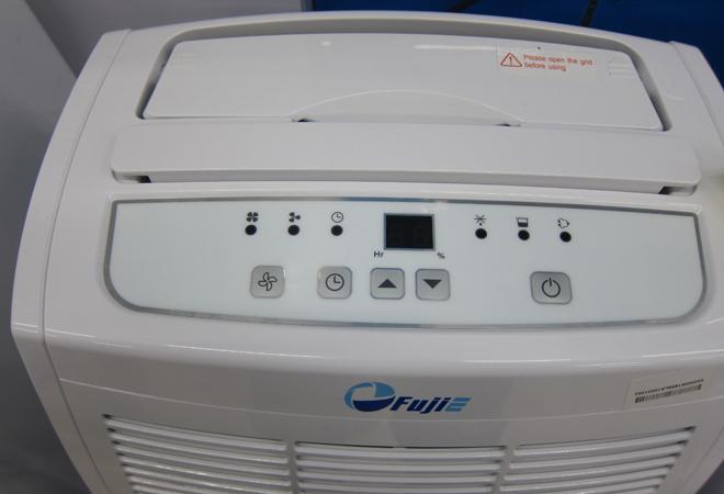 máy hút ẩm điện tử