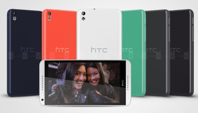 HTC Desire 816 sẽ được cập nhật Android 5.0 Lollipop vào tháng Tư