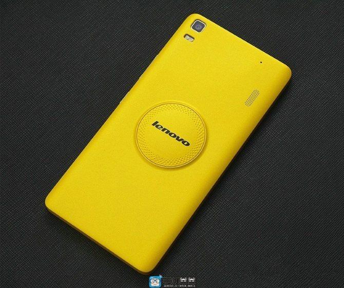 Lenovo trình làng K3 Note tại Trung Quốc