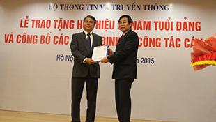 Ông Trần Mạnh Hùng chính thức giữ ghế Chủ tịch tại VNPT