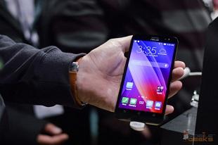 Asus Zenfone 2 lên kệ tại Trung Quốc, chỉ có phiên bản 5.5 inch