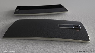 Tổng hợp 5 bản concept ấn tượng của LG G4
