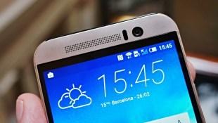 Chính HTC cũng nhầm One M9 với M8?
