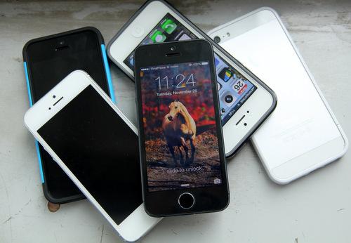 iPhone đời cũ vẫn được ưa chuộng vì giá rẻ