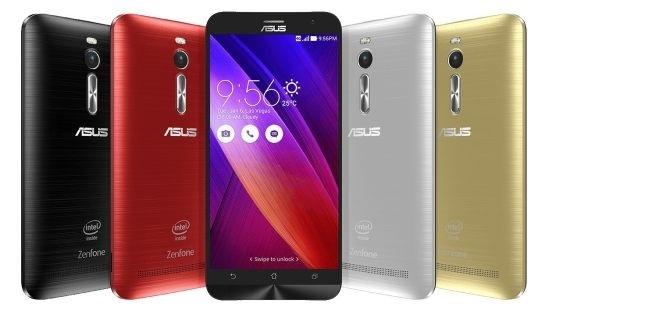 Asus sẽ tung ra phiên bản nâng cấp với cảm biến vân tay của ZenFone 2 trong năm nay